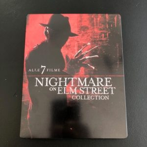 A Nightmare on Elm Street Collection auf Blu-Ray